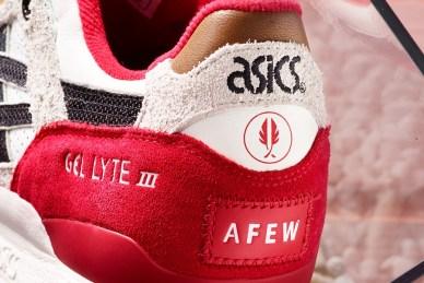 Asics Gel Lyte III Koi x Afew_13