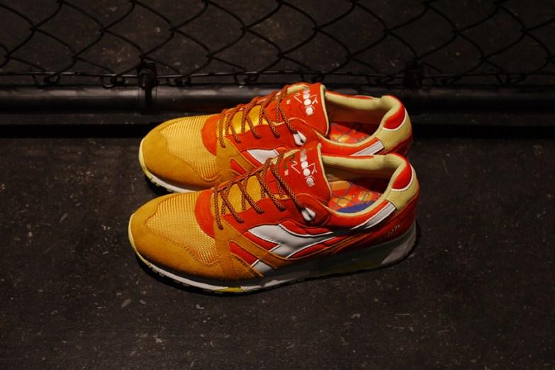 Diadora N9000 Aperitivo x Mita Sneakers_01