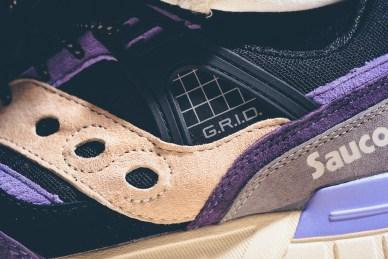 Saucony Grid SD Kushwhacker x Sneaker Freaker _38