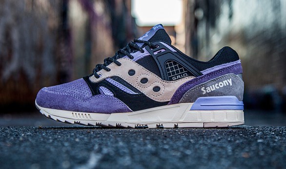 Saucony Grid SD x Sneaker Freaker Kushwhacker_01