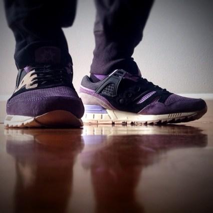 Saucony Grid SD x Sneaker Freaker Kushwhacker_22