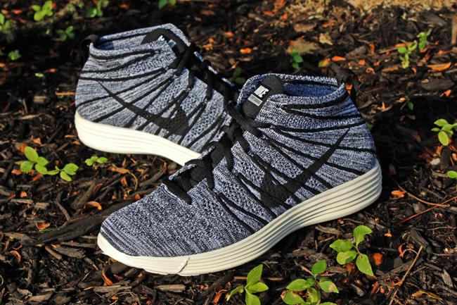 Nike Lunar Flyknit Chukka Black Sail_38