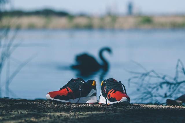 Le Coq Sportif R1000 Black Swan x High & Lows_80
