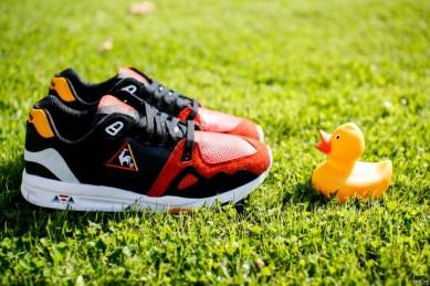 Le Coq Sportif R1000 Black Swan x High & Lows_99