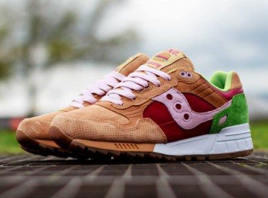 Saucony Shadow 5000 Burger x END_117