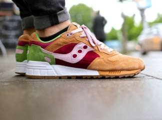Saucony Shadow 5000 Burger x END_126