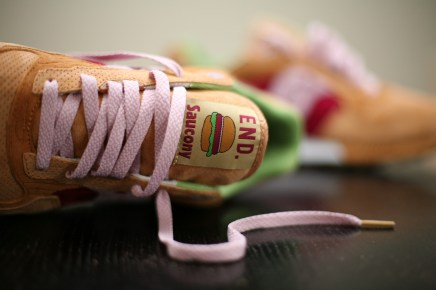 Saucony Shadow 5000 Burger x END_166
