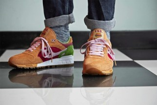 Saucony Shadow 5000 Burger x END_66