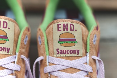 Saucony Shadow 5000 Burger x END_72
