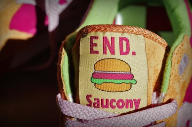 Saucony Shadow 5000 Burger x END_75