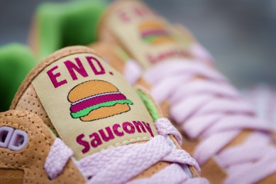 Saucony Shadow 5000 Burger x END_83