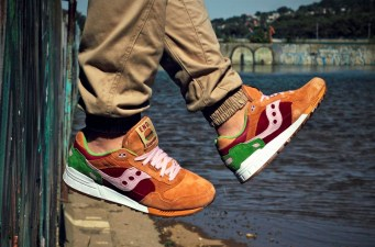 Saucony Shadow 5000 Burger x END_92