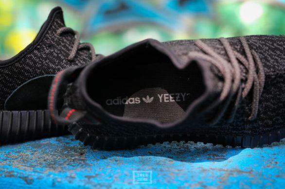 Adidas Yeezy Bost 350 Pirate Black _07