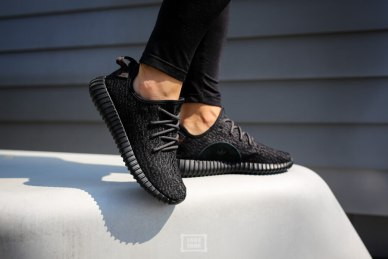 Adidas Yeezy Bost 350 Pirate Black _17