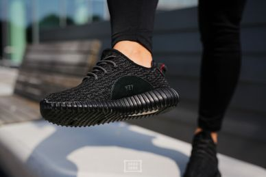 Adidas Yeezy Bost 350 Pirate Black _18