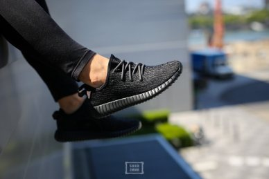 Adidas Yeezy Bost 350 Pirate Black _24