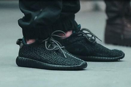 Adidas Yeezy Bost 350 Pirate Black _31