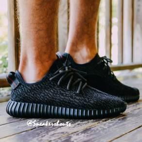 Adidas Yeezy Bost 350 Pirate Black _78