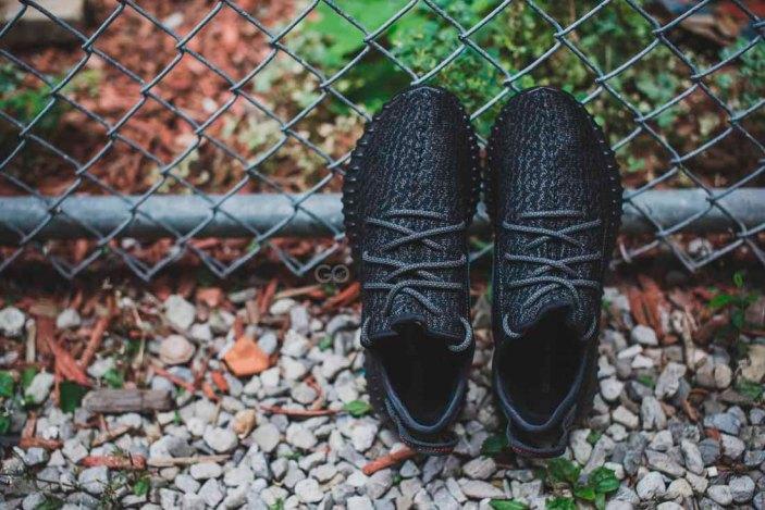 Adidas Yeezy Bost 350 Pirate Black _91