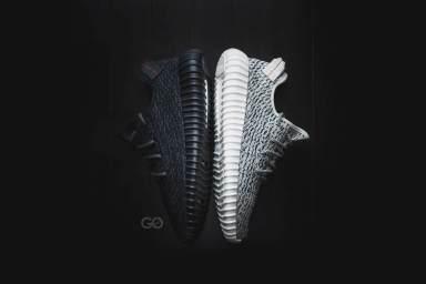 Adidas Yeezy Bost 350 Pirate Black _95