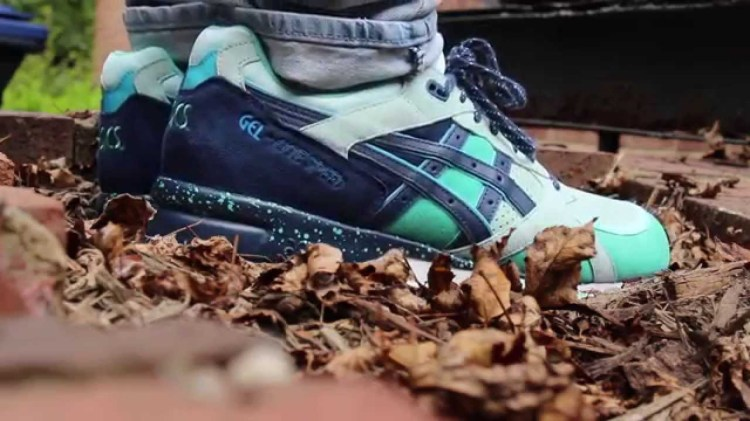 Asics Gel Lyte Speed Cool Breeze x UBIQ_77