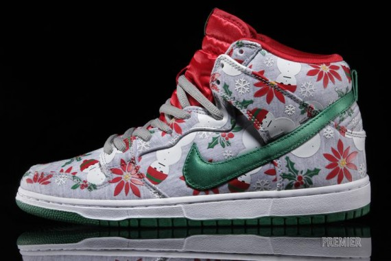 Nike SB Dunk Pro Ugly Christmas Sweater x Concepts_26
