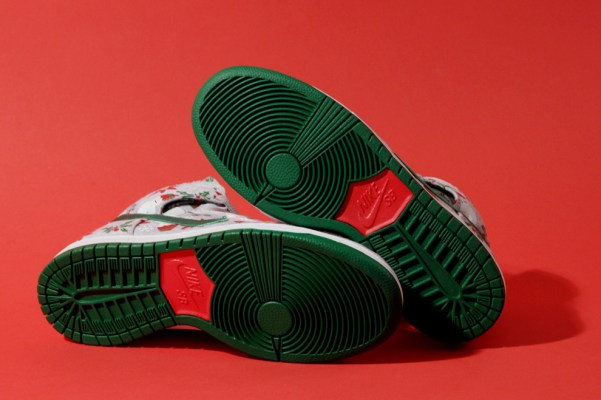 Nike SB Dunk Pro Ugly Christmas Sweater x Concepts_49
