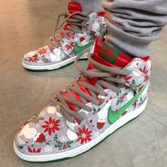 Nike SB Dunk Pro Ugly Christmas Sweater x Concepts_51