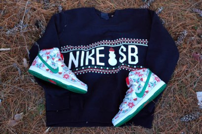 Nike SB Dunk Pro Ugly Christmas Sweater x Concepts_53