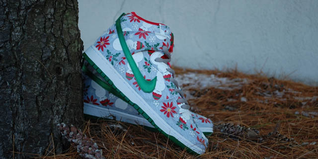 Nike SB Dunk Pro Ugly Christmas Sweater x Concepts_55