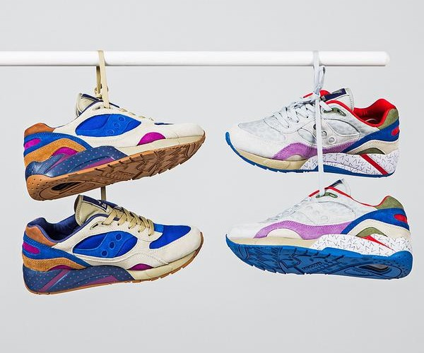 Saucony G9 Shadow 6 Pattern Recognition x Bodega_15