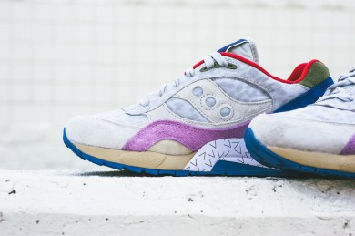 Saucony G9 Shadow 6 Pattern Recognition x Bodega_29