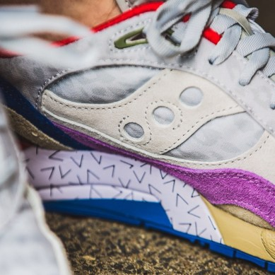 Saucony G9 Shadow 6 Pattern Recognition x Bodega_51