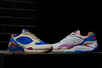 Saucony G9 Shadow 6 Pattern Recognition x Bodega_66