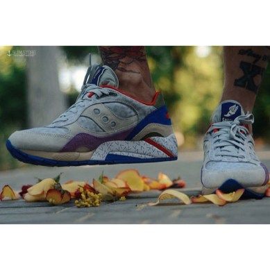 Saucony G9 Shadow 6 Pattern Recognition x Bodega_75
