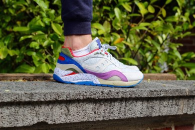Saucony G9 Shadow 6 Pattern Recognition x Bodega_79