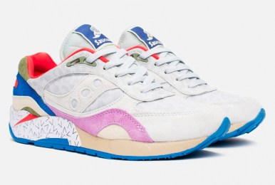 Saucony G9 Shadow 6 Pattern Recognition x Bodega_83