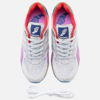 Saucony G9 Shadow 6 Pattern Recognition x Bodega_86