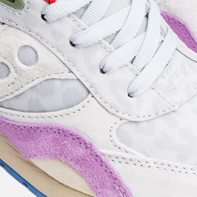 Saucony G9 Shadow 6 Pattern Recognition x Bodega_89
