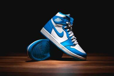 Air Jordan 1 High UNC Powder Blue_12