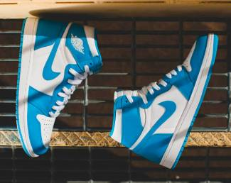Air Jordan 1 High UNC Powder Blue_13