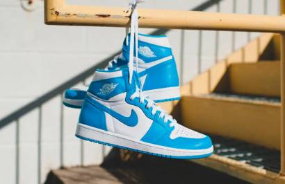 Air Jordan 1 High UNC Powder Blue_15