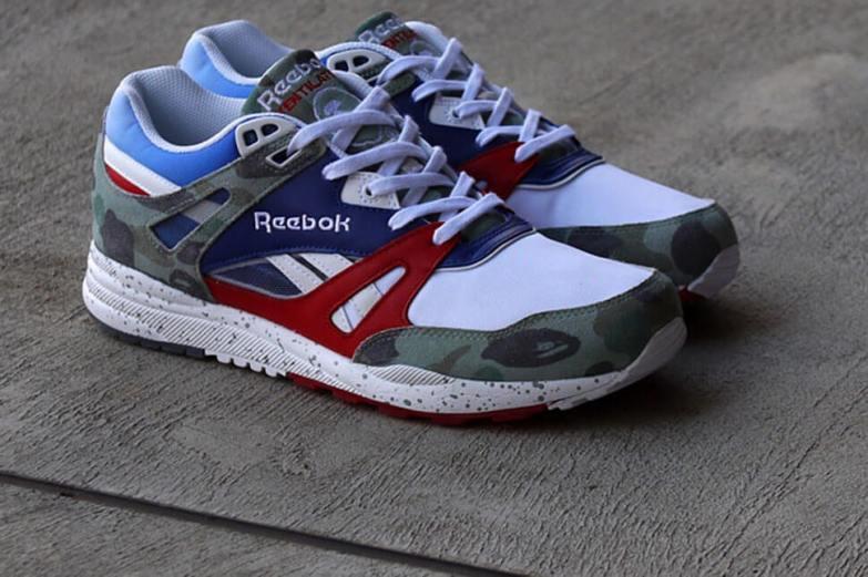 Reebok Ventilator x BAPE x Mita Sneakers_01