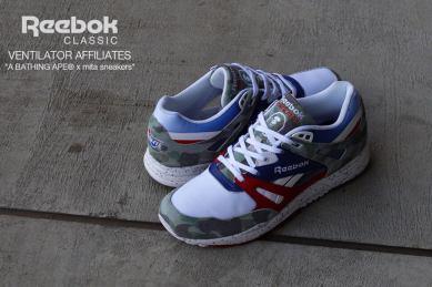 Reebok Ventilator x BAPE x Mita Sneakers_03