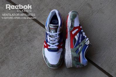 Reebok Ventilator x BAPE x Mita Sneakers_04