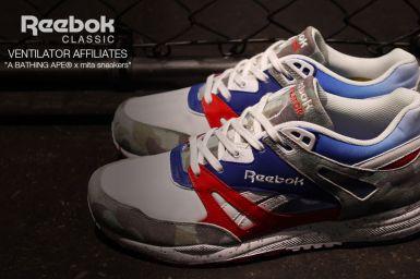 Reebok Ventilator x BAPE x Mita Sneakers_14