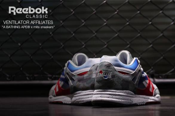 Reebok Ventilator x BAPE x Mita Sneakers_18