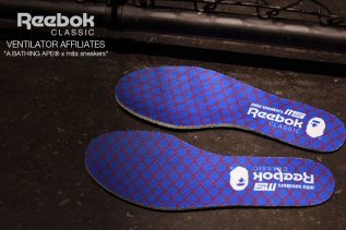 Reebok Ventilator x BAPE x Mita Sneakers_19