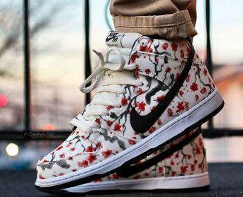 Nike Dunk High Pro SB Cherry Blossom_08
