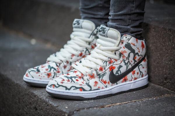 Nike Dunk High Pro SB Cherry Blossom_10